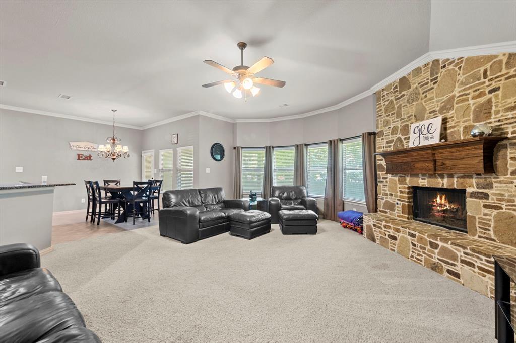 405 Bryn Mawr  Lane, Van Alstyne, Texas 75495 - acquisto real estate best new home sales realtor linda miller executor real estate