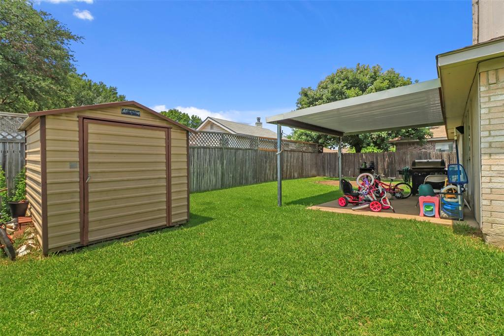 8151 Waterside  Trail, Fort Worth, Texas 76137 - acquisto real estate best realtor dallas texas linda miller agent for cultural buyers