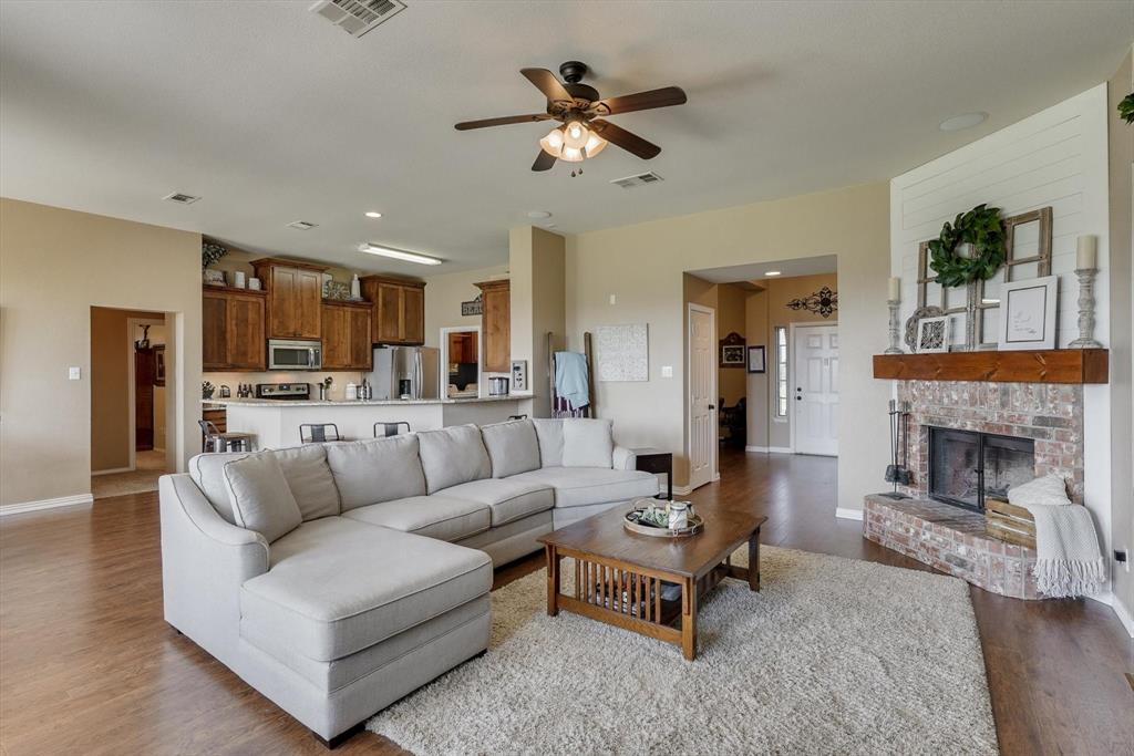 831 Sherry  Lane, Krugerville, Texas 76227 - acquisto real estate best real estate company to work for