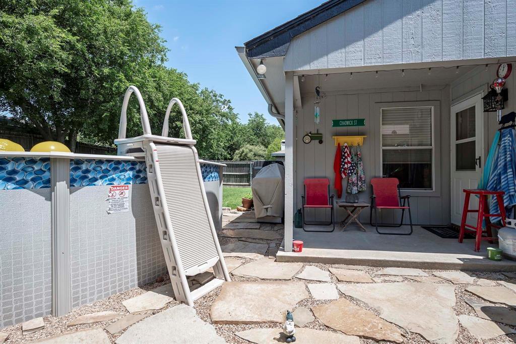 6809 Brookdale  Drive, Watauga, Texas 76148 - acquisto real estate best realtor dfw jody daley liberty high school realtor