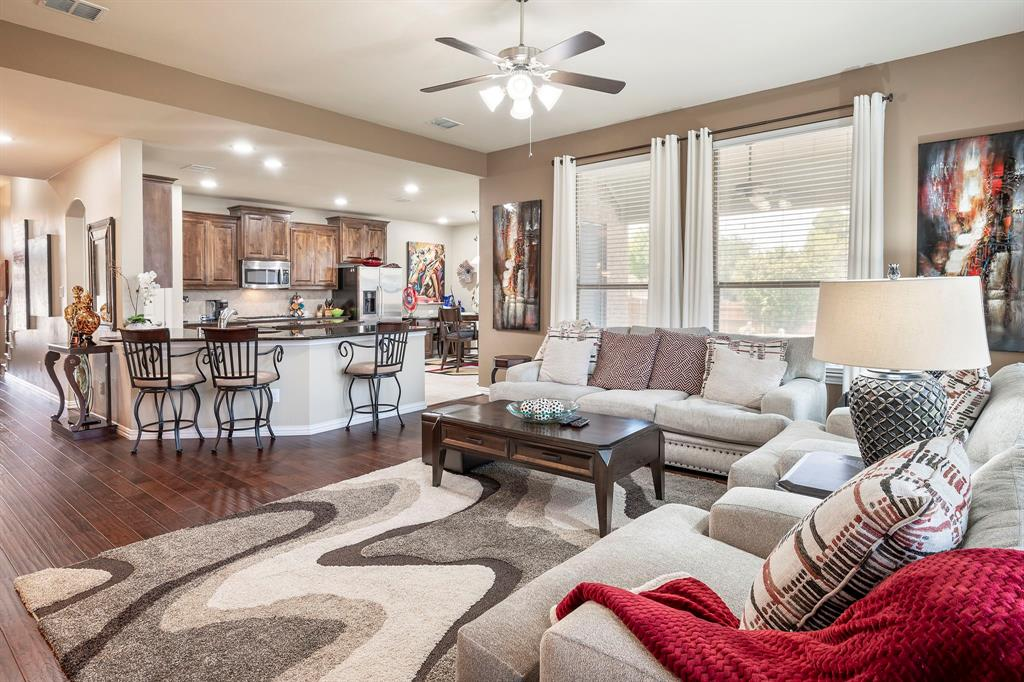 12356 Langley Hill  Drive, Fort Worth, Texas 76244 - acquisto real estate best real estate company to work for