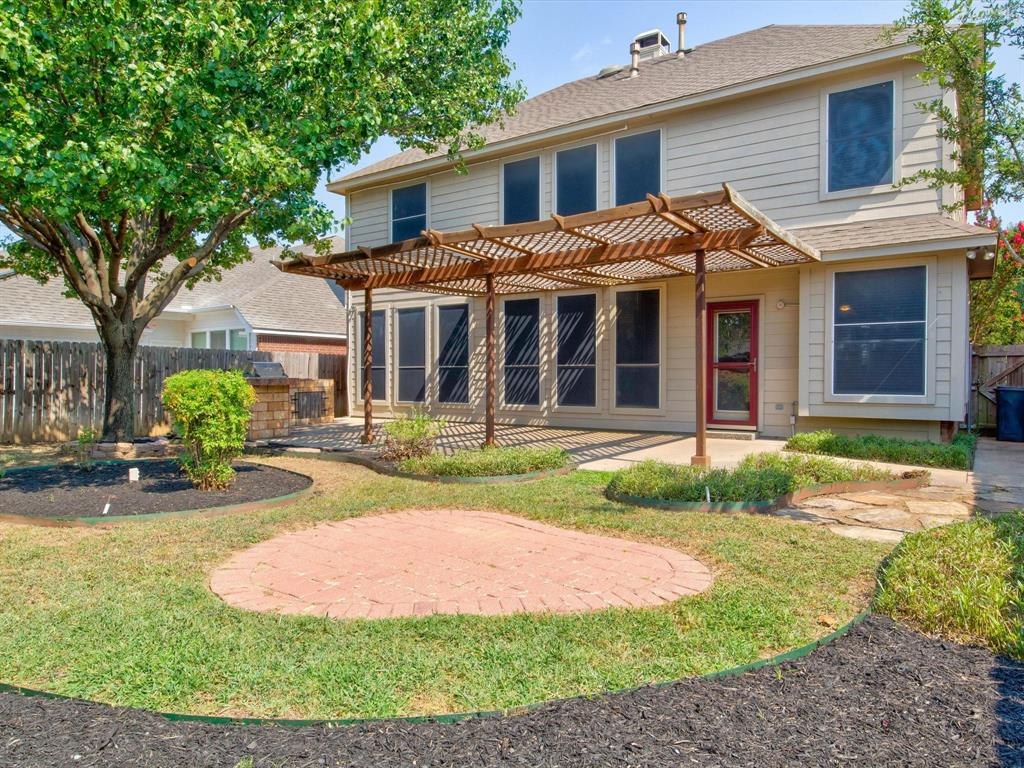 4461 Shady Hollow  Drive, Fort Worth, Texas 76123 - Acquisto Real Estate best frisco realtor Amy Gasperini 1031 exchange expert