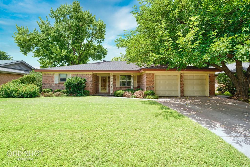 4017 Brookhollow  Drive, Abilene, Texas 79605 - Acquisto Real Estate best frisco realtor Amy Gasperini 1031 exchange expert