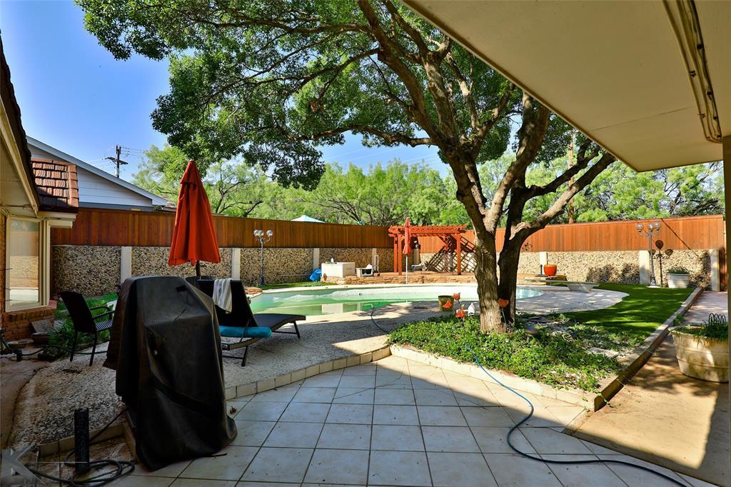 1600 Kiowa  Drive, Big Spring, Texas 79720 - acquisto real estate best listing photos hannah ewing mckinney real estate expert