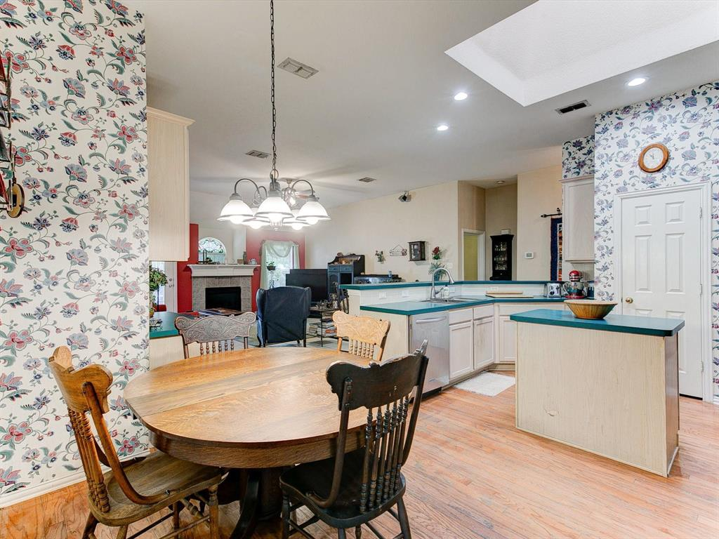 2830 Oakdale  Drive, Burleson, Texas 76028 - acquisto real estate best style realtor kim miller best real estate reviews dfw