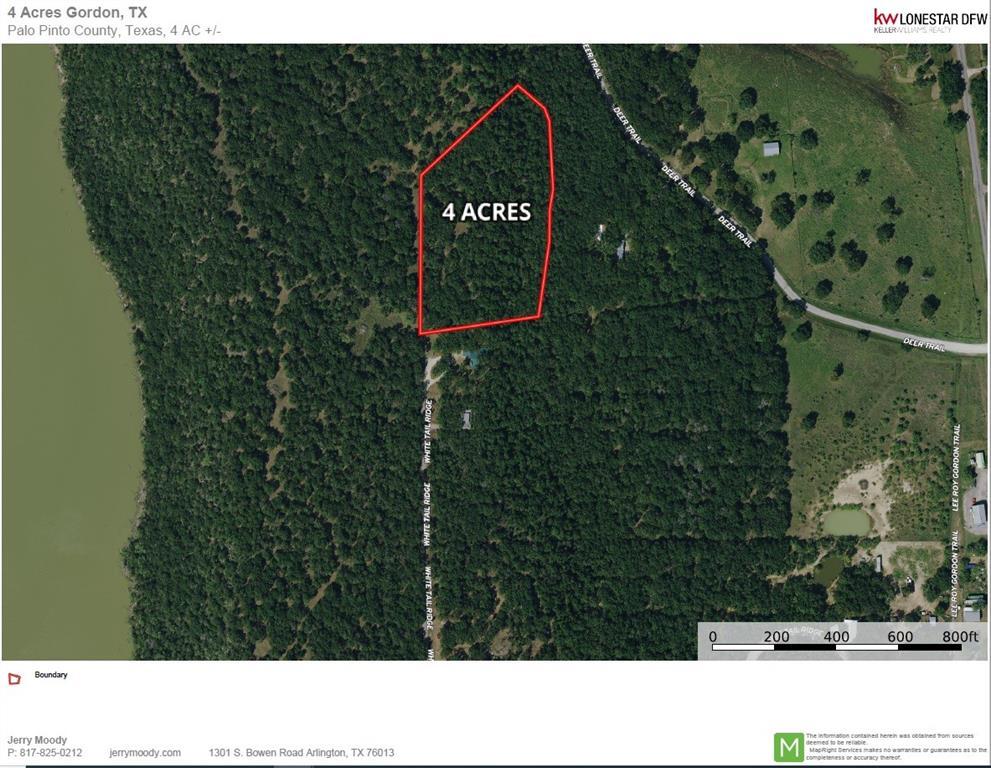4 Acres Whitetail Ridge  Gordon, Texas 76453 - Acquisto Real Estate best frisco realtor Amy Gasperini 1031 exchange expert