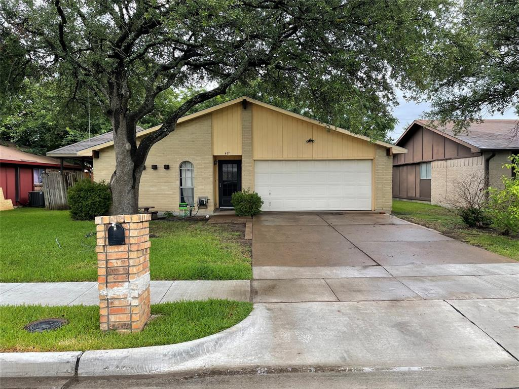 417 Holiday  Drive, Grand Prairie, Texas 75052 - Acquisto Real Estate best frisco realtor Amy Gasperini 1031 exchange expert
