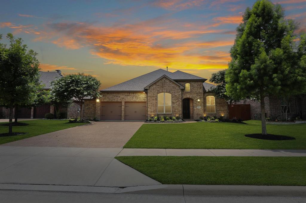 801 Quiet Oak  Lane, Prosper, Texas 75078 - acquisto real estate best looking realtor in america shana acquisto