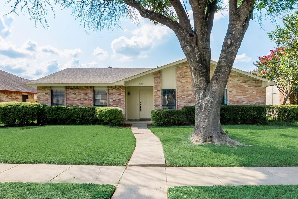 2633 Hampshire  Drive, Garland, Texas 75040 - Acquisto Real Estate best frisco realtor Amy Gasperini 1031 exchange expert