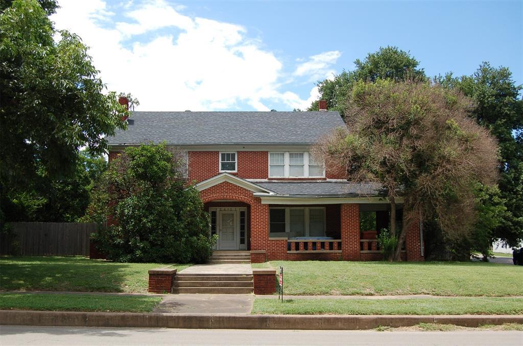 2401 Homan  Avenue, Waco, Texas 76707 - Acquisto Real Estate best frisco realtor Amy Gasperini 1031 exchange expert