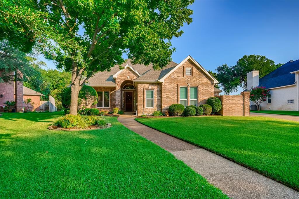 4705 Greenway  Court, North Richland Hills, Texas 76180 - Acquisto Real Estate best frisco realtor Amy Gasperini 1031 exchange expert