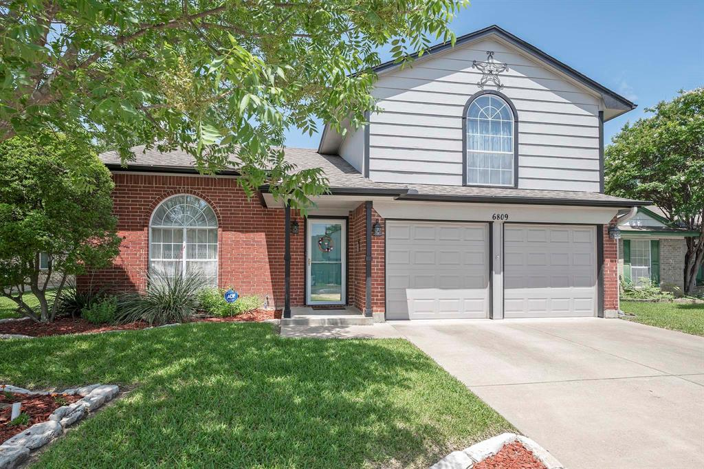 6809 Brookdale  Drive, Watauga, Texas 76148 - Acquisto Real Estate best plano realtor mike Shepherd home owners association expert