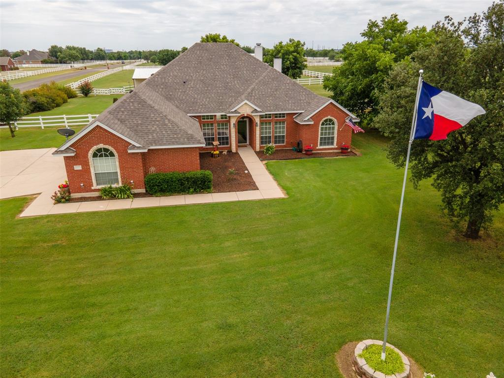 809 Round Hill  Road, Blue Mound, Texas 76131 - Acquisto Real Estate best frisco realtor Amy Gasperini 1031 exchange expert
