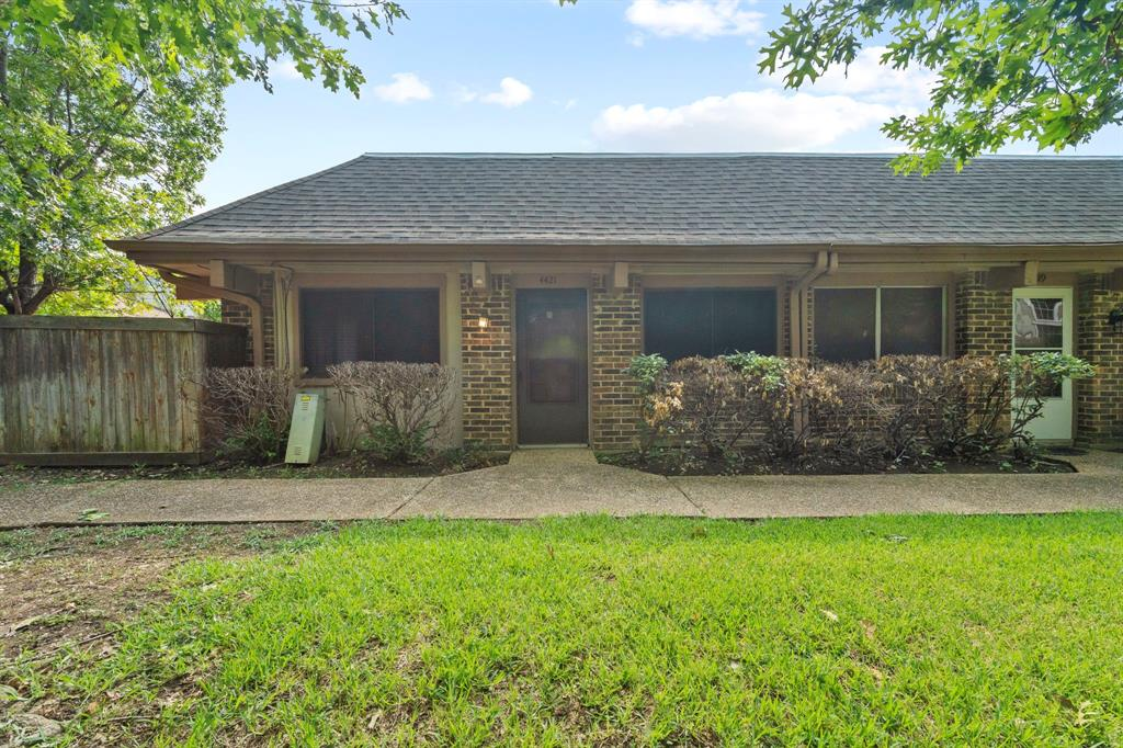 4421 Westminster  Drive, Irving, Texas 75038 - Acquisto Real Estate best frisco realtor Amy Gasperini 1031 exchange expert