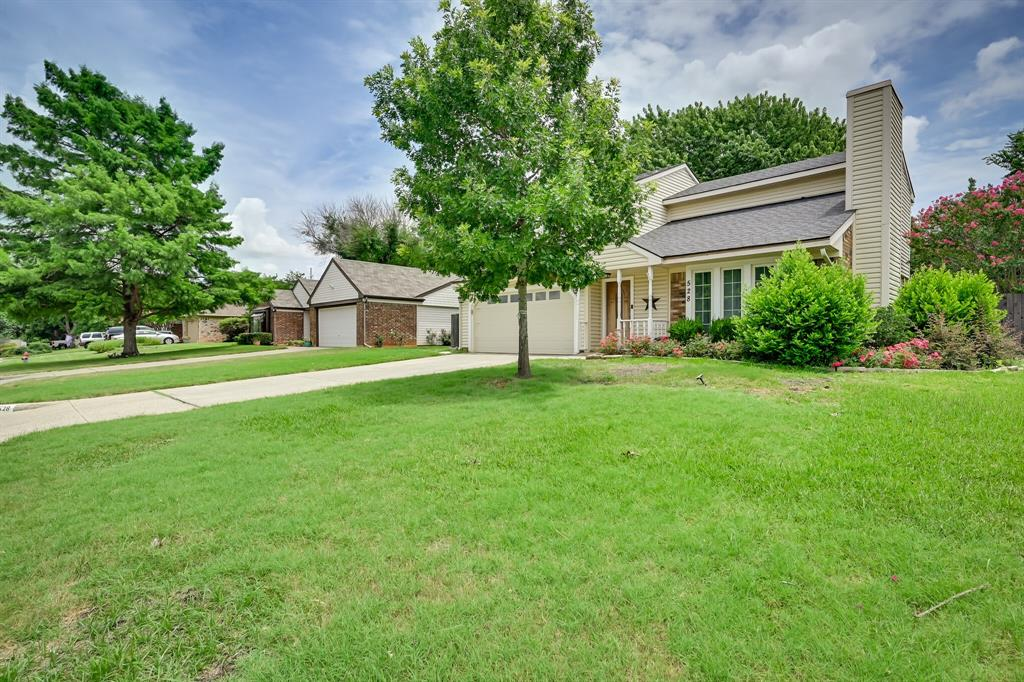 528 Yellowstone  Drive, Grapevine, Texas 76051 - acquisto real estate best the colony realtor linda miller the bridges real estate