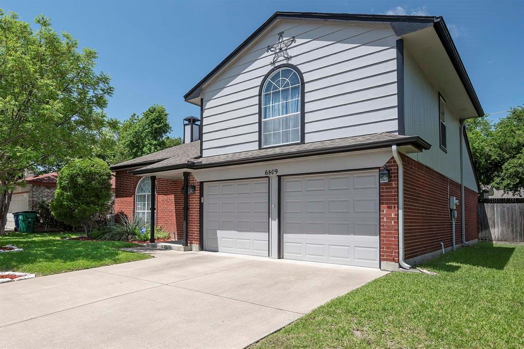6809 Brookdale  Drive, Watauga, Texas 76148 - Acquisto Real Estate best mckinney realtor hannah ewing stonebridge ranch expert