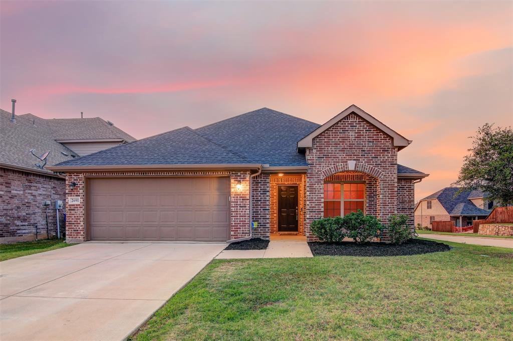 2691 Costa Mesa  Drive, Little Elm, Texas 75068 - Acquisto Real Estate best frisco realtor Amy Gasperini 1031 exchange expert