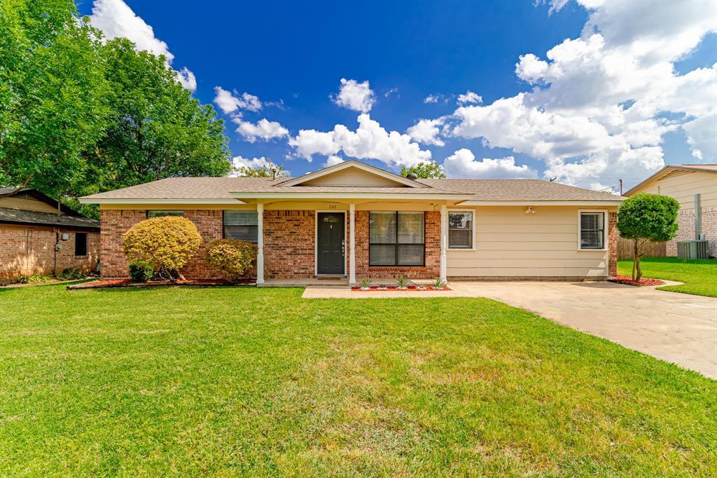 240 Malone  Avenue, Crowley, Texas 76036 - Acquisto Real Estate best frisco realtor Amy Gasperini 1031 exchange expert