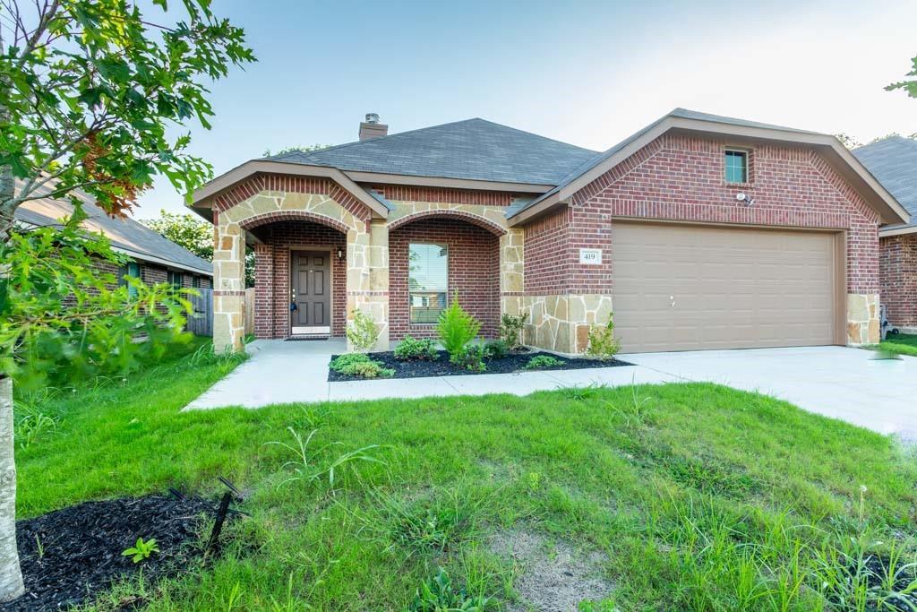 419 Lucky Landing  Wilmer, Texas 75172 - Acquisto Real Estate best frisco realtor Amy Gasperini 1031 exchange expert