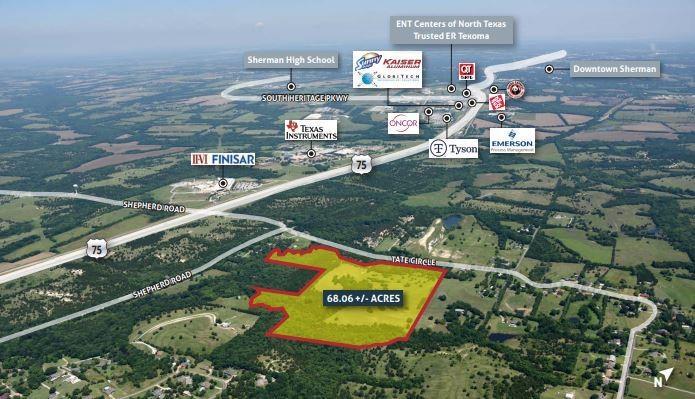 000 Tate Circle  Sherman, Texas 75090 - Acquisto Real Estate best frisco realtor Amy Gasperini 1031 exchange expert