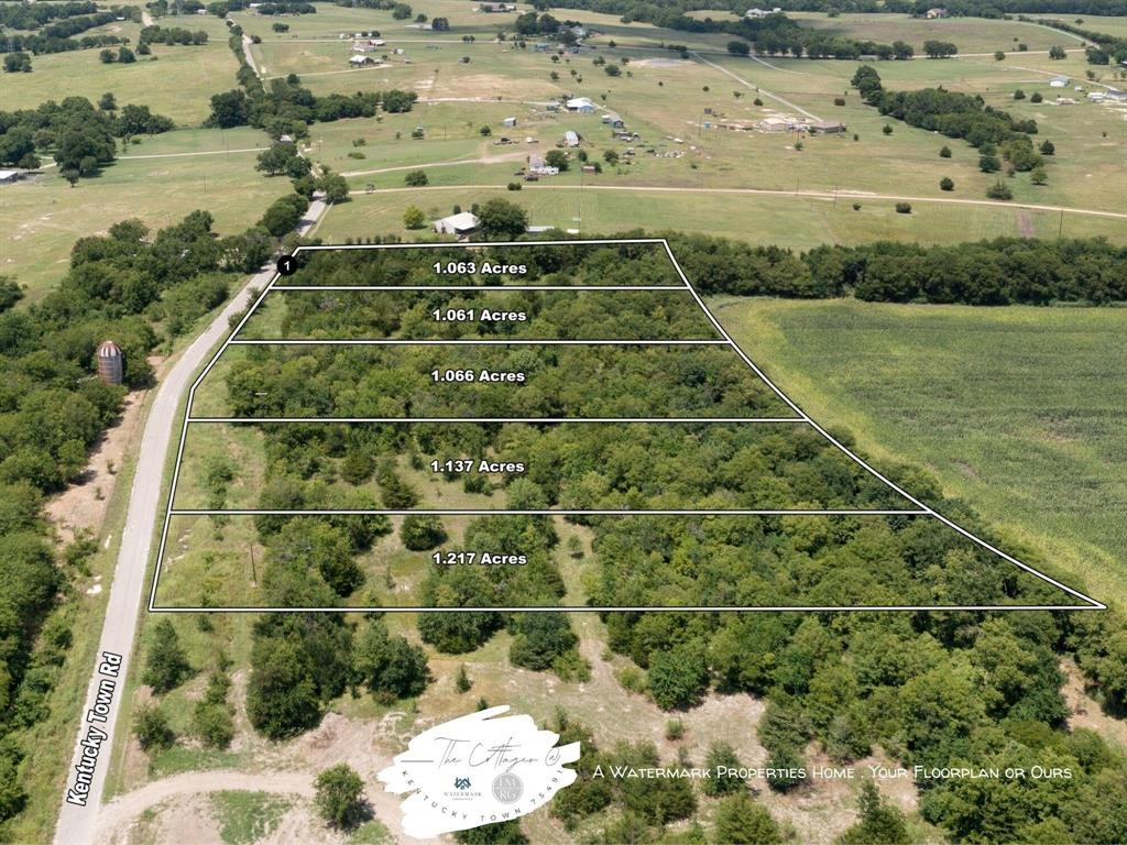 Lot 3 Kentucky Town  Road, Whitewright, Texas 75491 - Acquisto Real Estate best frisco realtor Amy Gasperini 1031 exchange expert