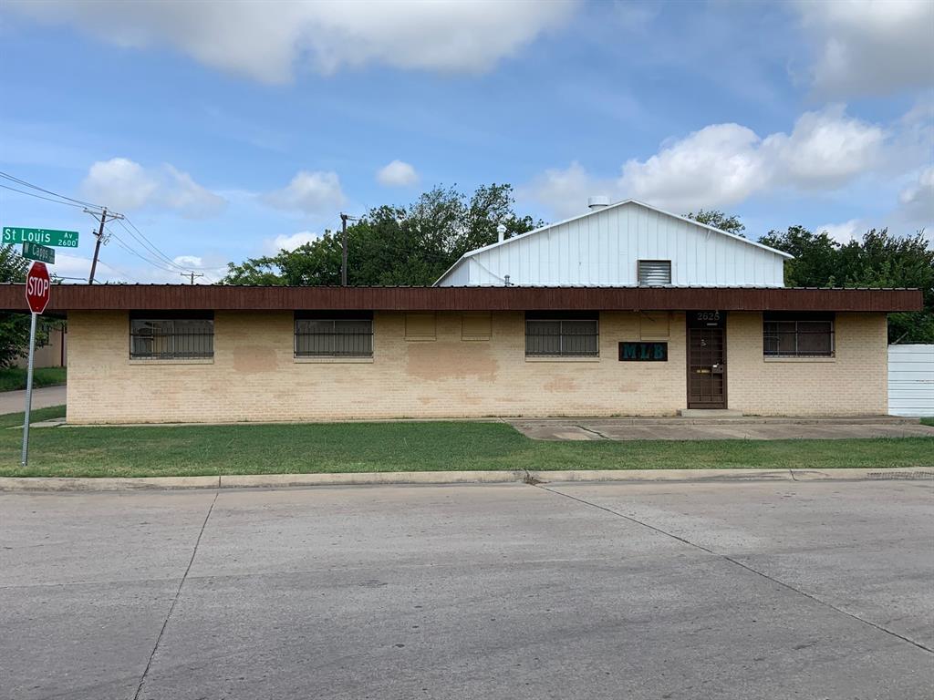 2628 Saint Louis  Avenue, Fort Worth, Texas 76110 - Acquisto Real Estate best frisco realtor Amy Gasperini 1031 exchange expert