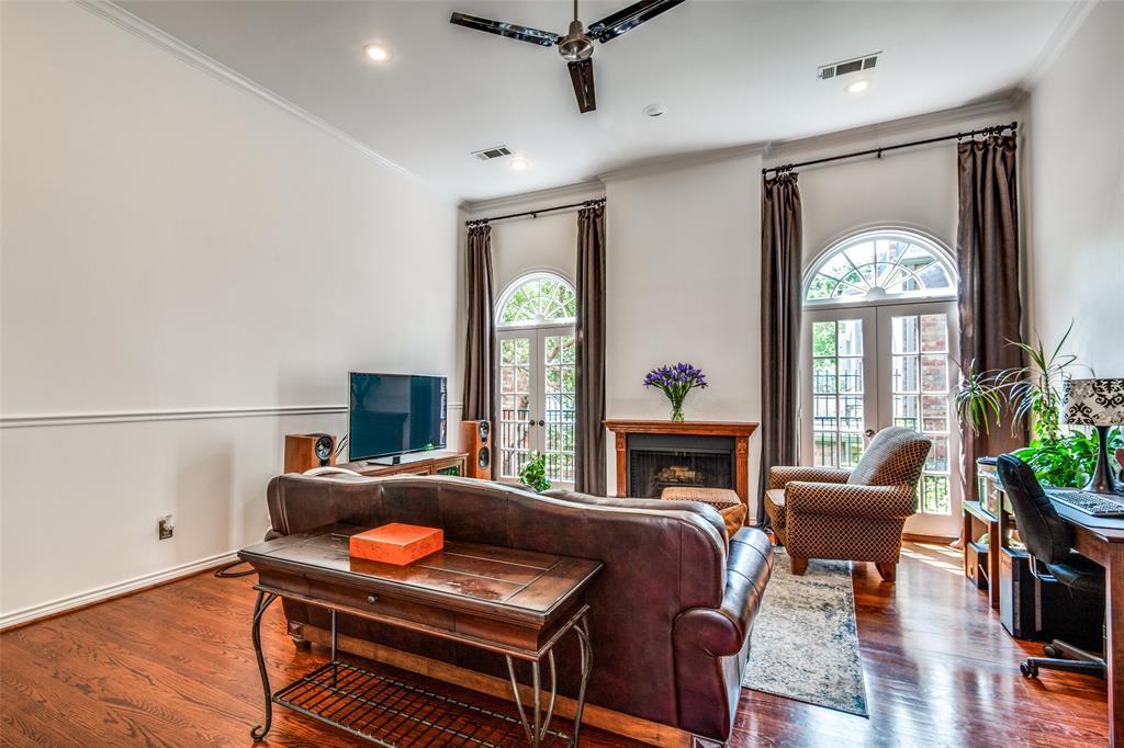 4519 Gilbert  Avenue, Dallas, Texas 75219 - acquisto real estate best new home sales realtor linda miller executor real estate