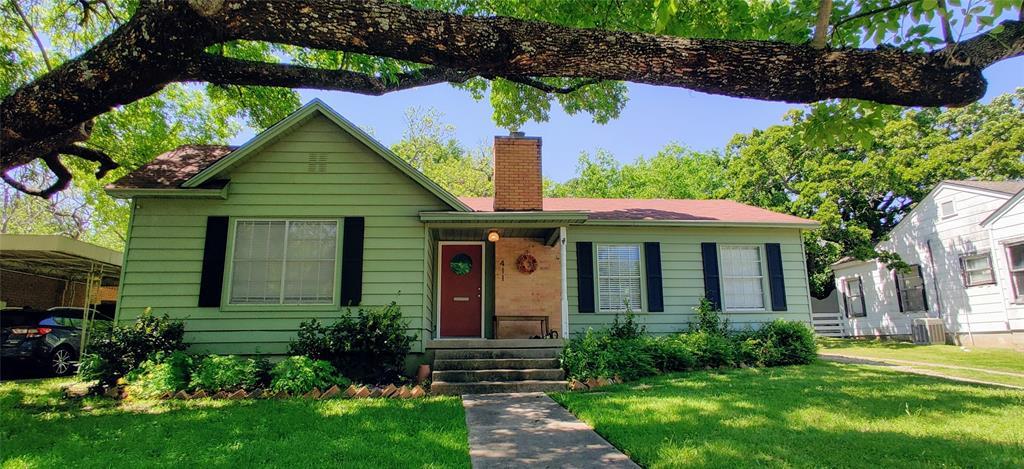 411 Bradley  Street, Denton, Texas 76201 - Acquisto Real Estate best plano realtor mike Shepherd home owners association expert