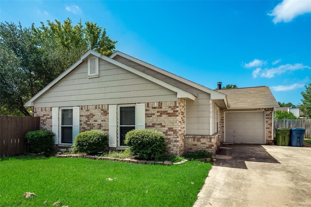 4505 Nervin  Street, The Colony, Texas 75056 - Acquisto Real Estate best frisco realtor Amy Gasperini 1031 exchange expert