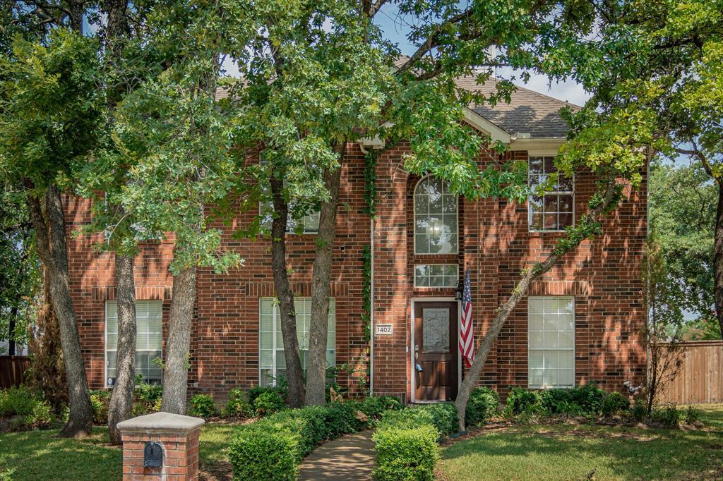 1402 Briar Meadow  Drive, Keller, Texas 76248 - Acquisto Real Estate best frisco realtor Amy Gasperini 1031 exchange expert
