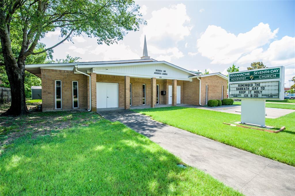 323 Kirksey  Street, Waxahachie, Texas 75165 - Acquisto Real Estate best frisco realtor Amy Gasperini 1031 exchange expert