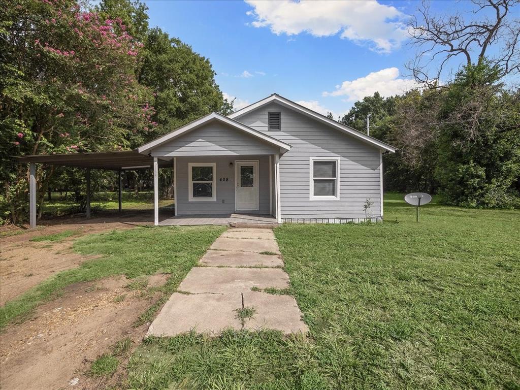 408 3rd  Street, Kerens, Texas 75144 - Acquisto Real Estate best frisco realtor Amy Gasperini 1031 exchange expert
