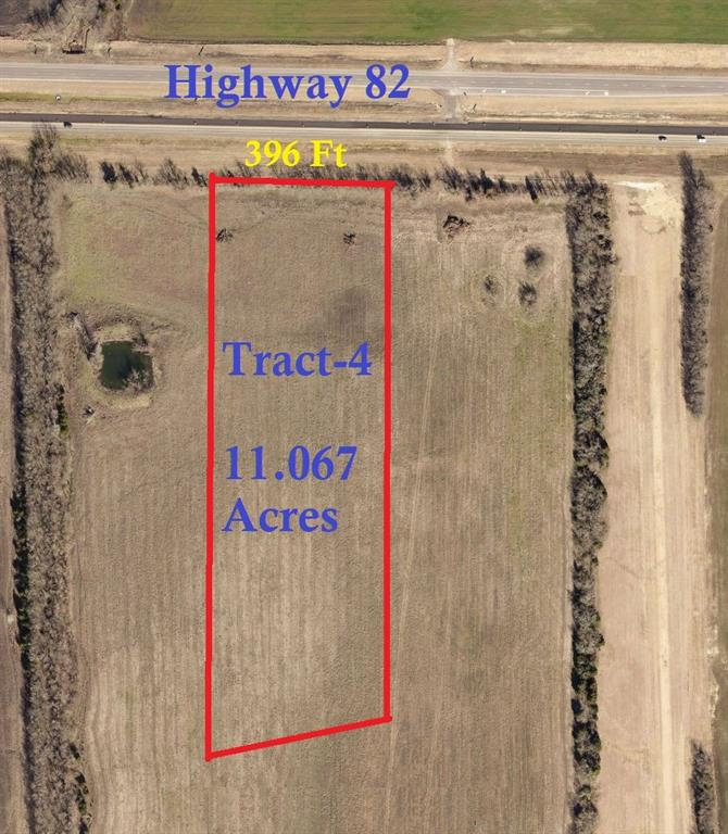 TRACT-4 HWY 82  Honey Grove, Texas 75446 - Acquisto Real Estate best frisco realtor Amy Gasperini 1031 exchange expert