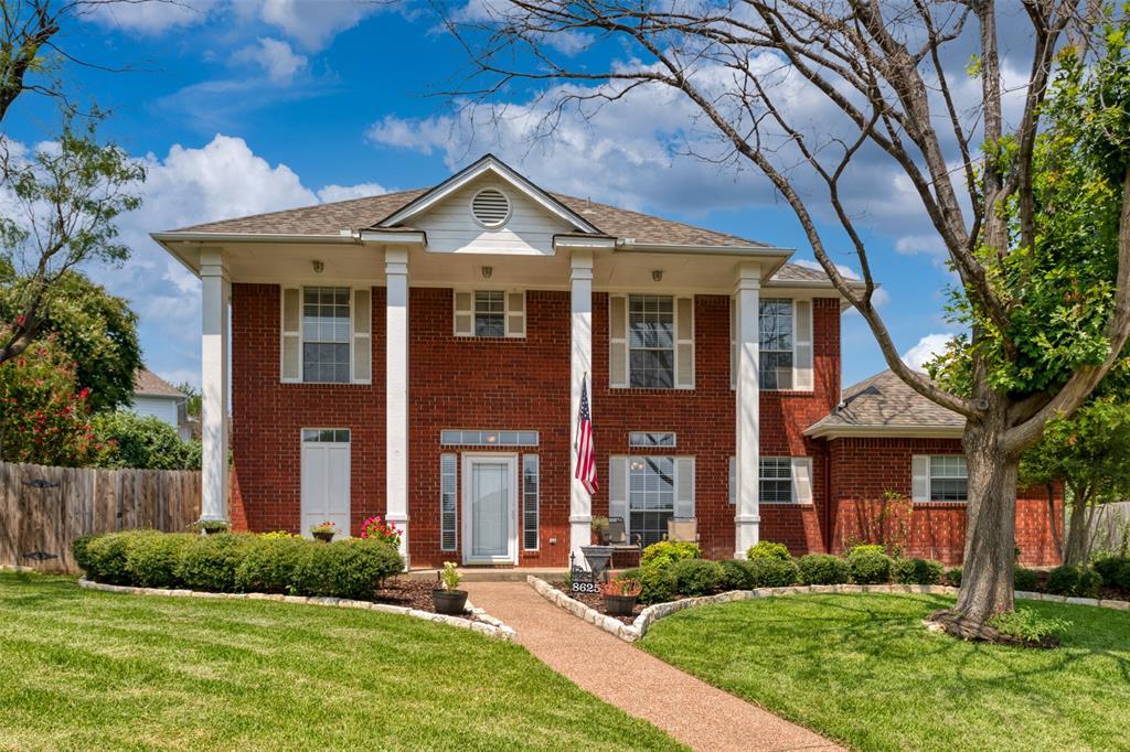 8625 Amhurst  Court, North Richland Hills, Texas 76182 - Acquisto Real Estate best frisco realtor Amy Gasperini 1031 exchange expert