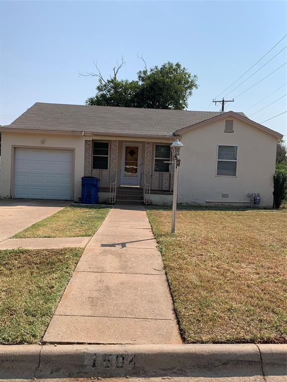 1504 Mccaulley  Street, Sweetwater, Texas 79556 - Acquisto Real Estate best frisco realtor Amy Gasperini 1031 exchange expert