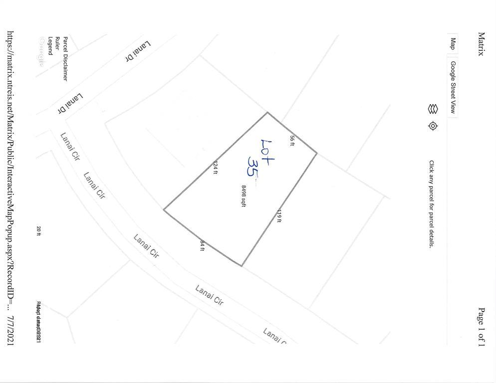 Lot 35 Lanai  Circle, Runaway Bay, Texas 76426 - Acquisto Real Estate best frisco realtor Amy Gasperini 1031 exchange expert