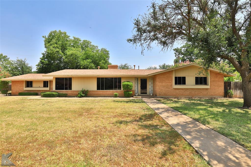 2897 Arrowhead  Drive, Abilene, Texas 79606 - Acquisto Real Estate best frisco realtor Amy Gasperini 1031 exchange expert