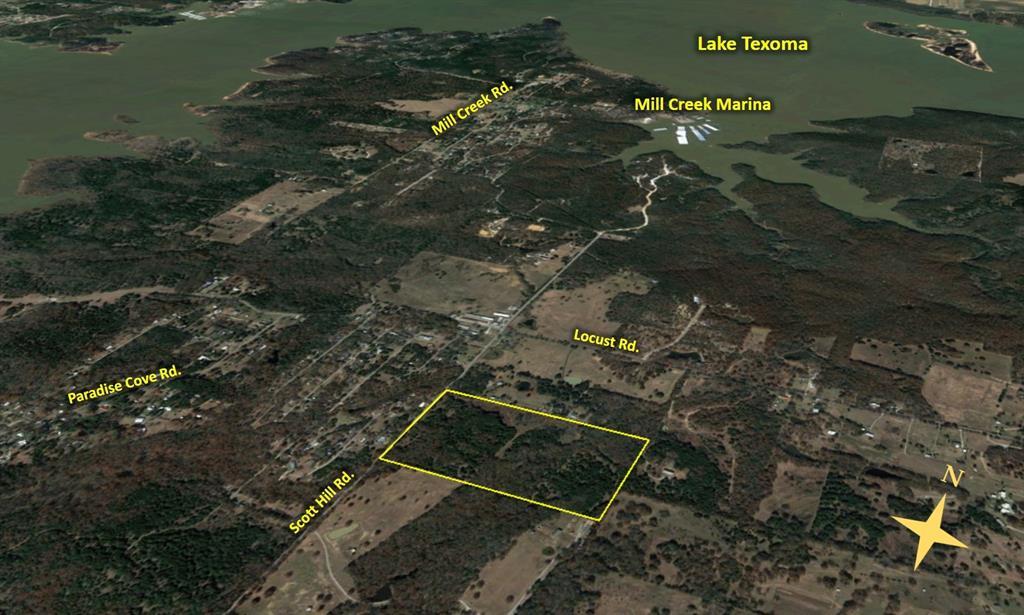 TBD Scott Hill  Road, Pottsboro, Texas 75076 - Acquisto Real Estate best frisco realtor Amy Gasperini 1031 exchange expert