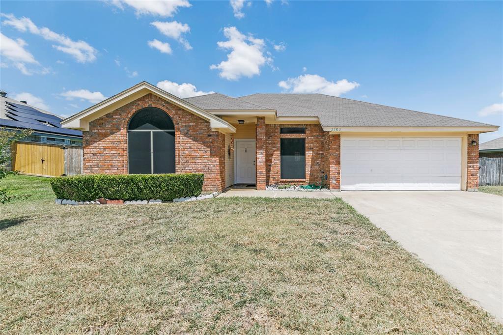 2103 Basalt  Drive, Killeen, Texas 76549 - Acquisto Real Estate best frisco realtor Amy Gasperini 1031 exchange expert