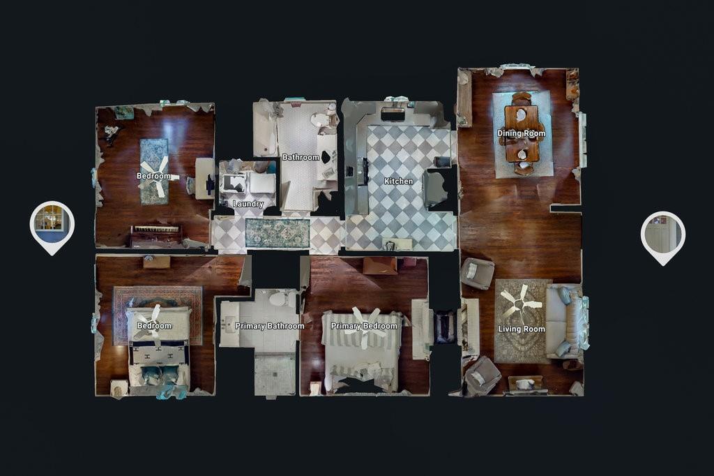 5117 Calmont  Avenue, Fort Worth, Texas 76107 - Acquisto Real Estate best frisco realtor Amy Gasperini 1031 exchange expert
