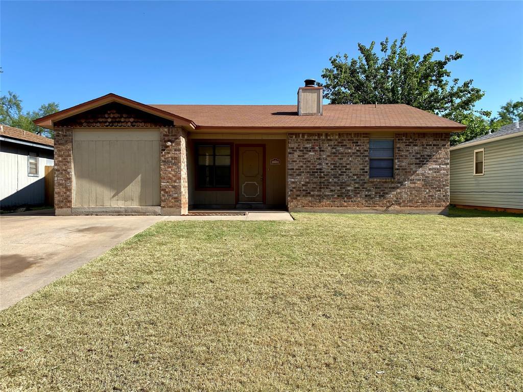 3110 4th  Street, Abilene, Texas 79605 - Acquisto Real Estate best frisco realtor Amy Gasperini 1031 exchange expert