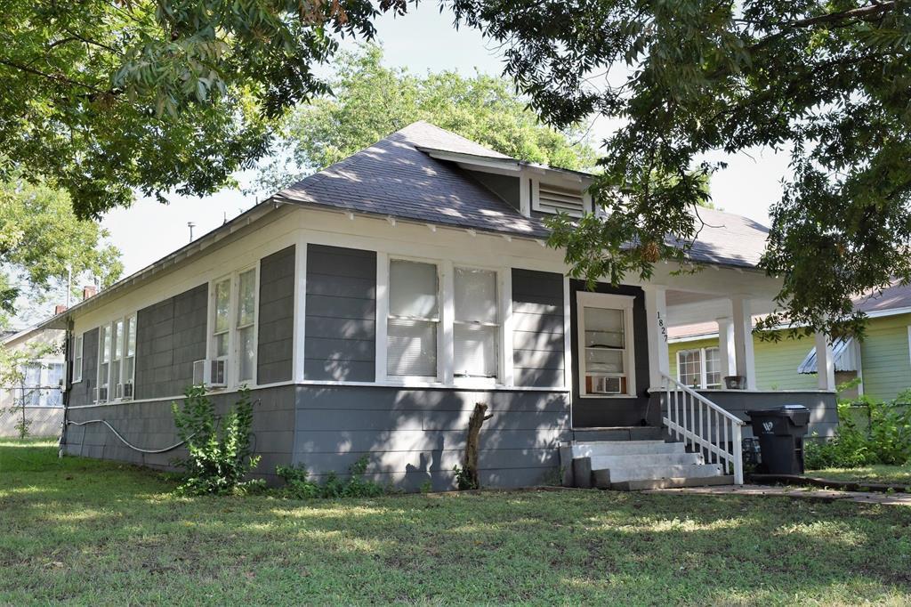 1827 Proctor  Avenue, Waco, Texas 76708 - Acquisto Real Estate best frisco realtor Amy Gasperini 1031 exchange expert