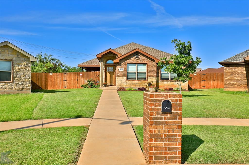 3718 Arthurs  Circle, Abilene, Texas 79606 - Acquisto Real Estate best frisco realtor Amy Gasperini 1031 exchange expert
