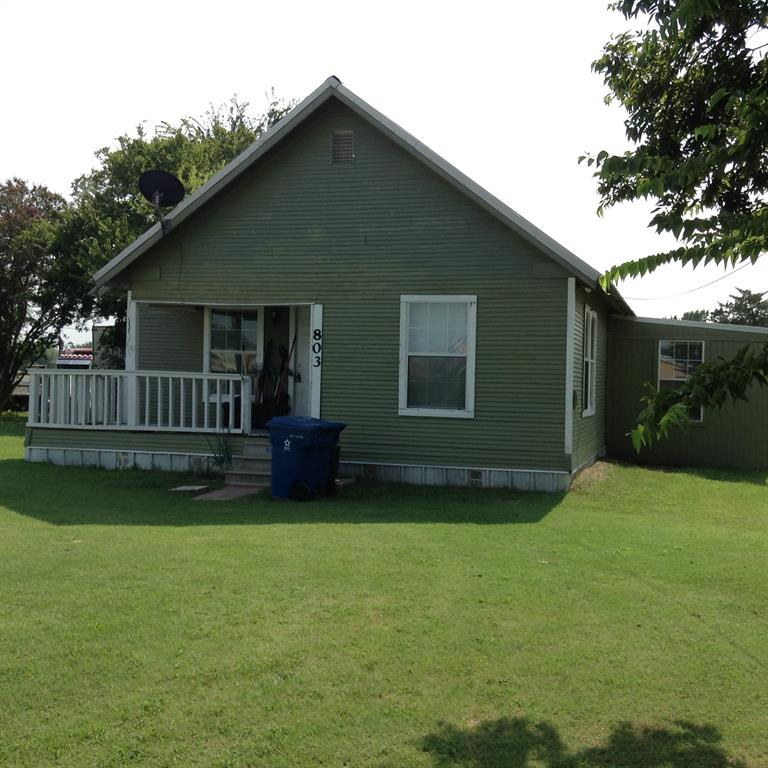 803 Smith  Avenue, Dawson, Texas 76639 - Acquisto Real Estate best frisco realtor Amy Gasperini 1031 exchange expert