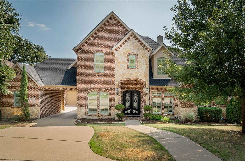 922 Excalibur  Drive, Highland Village, Texas 75077 - Acquisto Real Estate best frisco realtor Amy Gasperini 1031 exchange expert