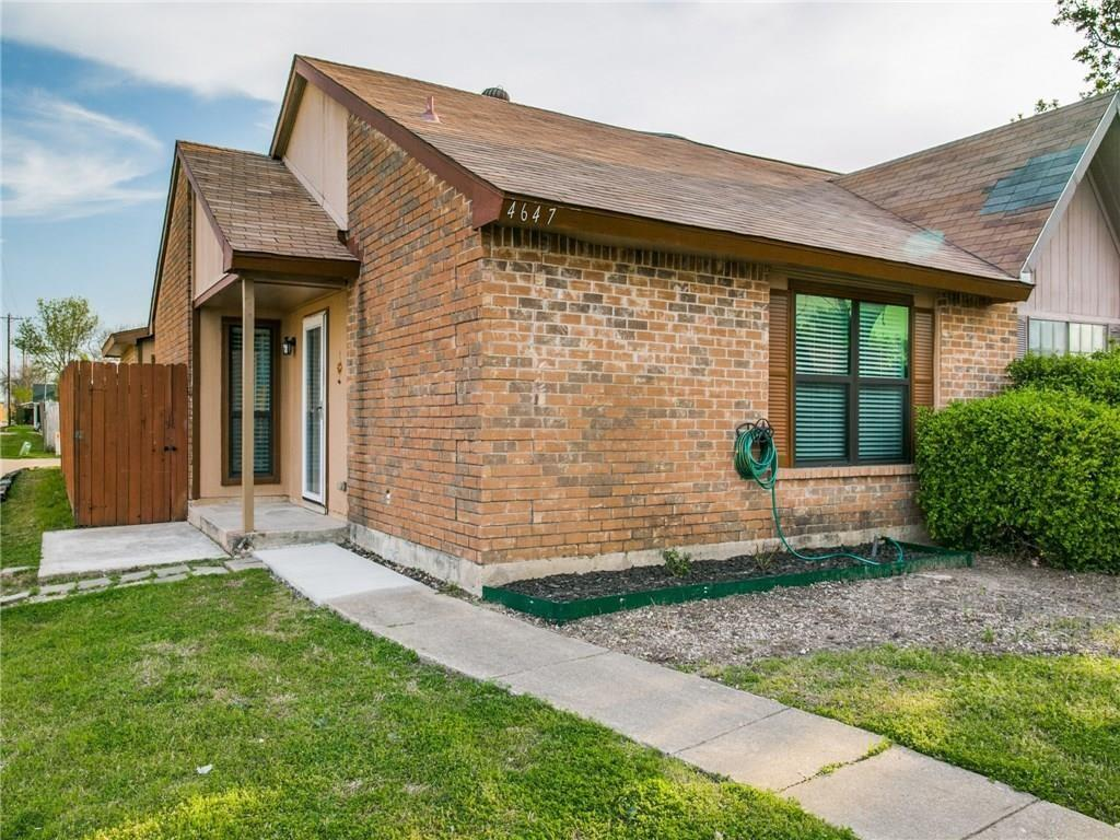 4647 Carr  Street, The Colony, Texas 75056 - Acquisto Real Estate best frisco realtor Amy Gasperini 1031 exchange expert