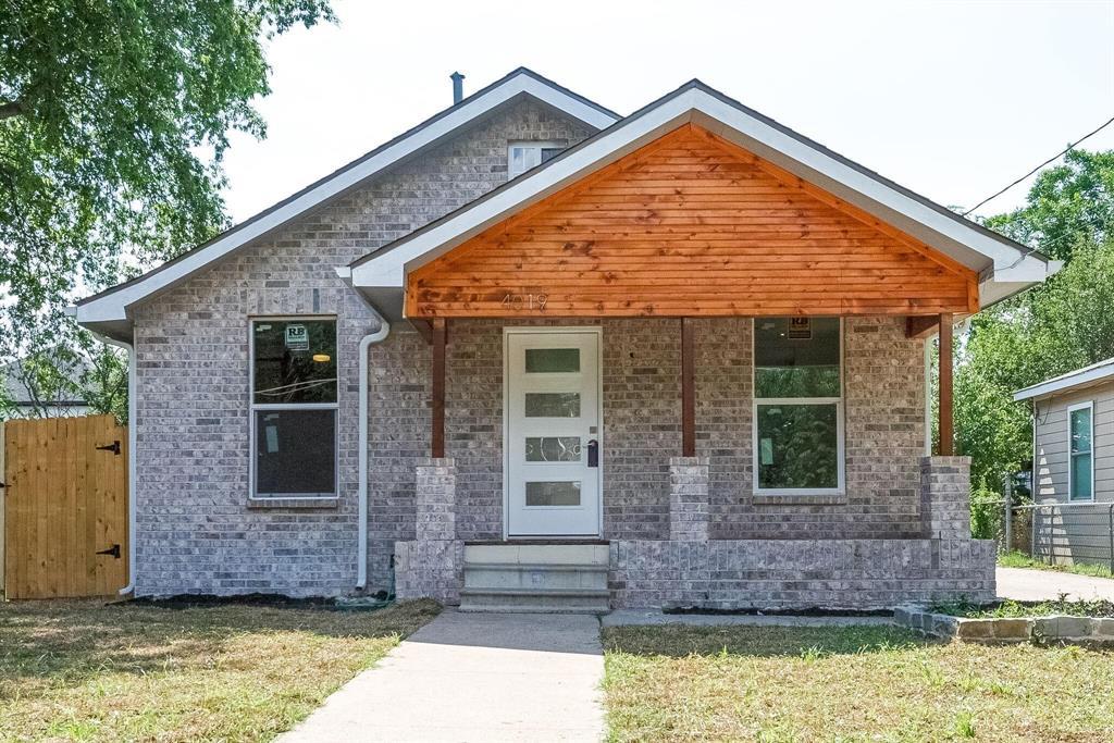 4019 Brundrette  Street, Dallas, Texas 75212 - Acquisto Real Estate best frisco realtor Amy Gasperini 1031 exchange expert