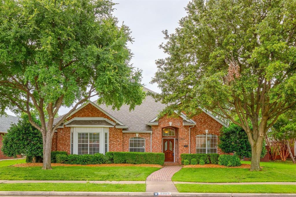 2536 Timberleaf  Drive, Carrollton, Texas 75006 - Acquisto Real Estate best frisco realtor Amy Gasperini 1031 exchange expert