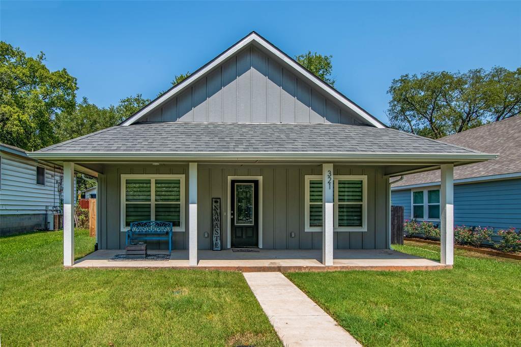 321 Johnson  Street, Denison, Texas 75020 - Acquisto Real Estate best frisco realtor Amy Gasperini 1031 exchange expert
