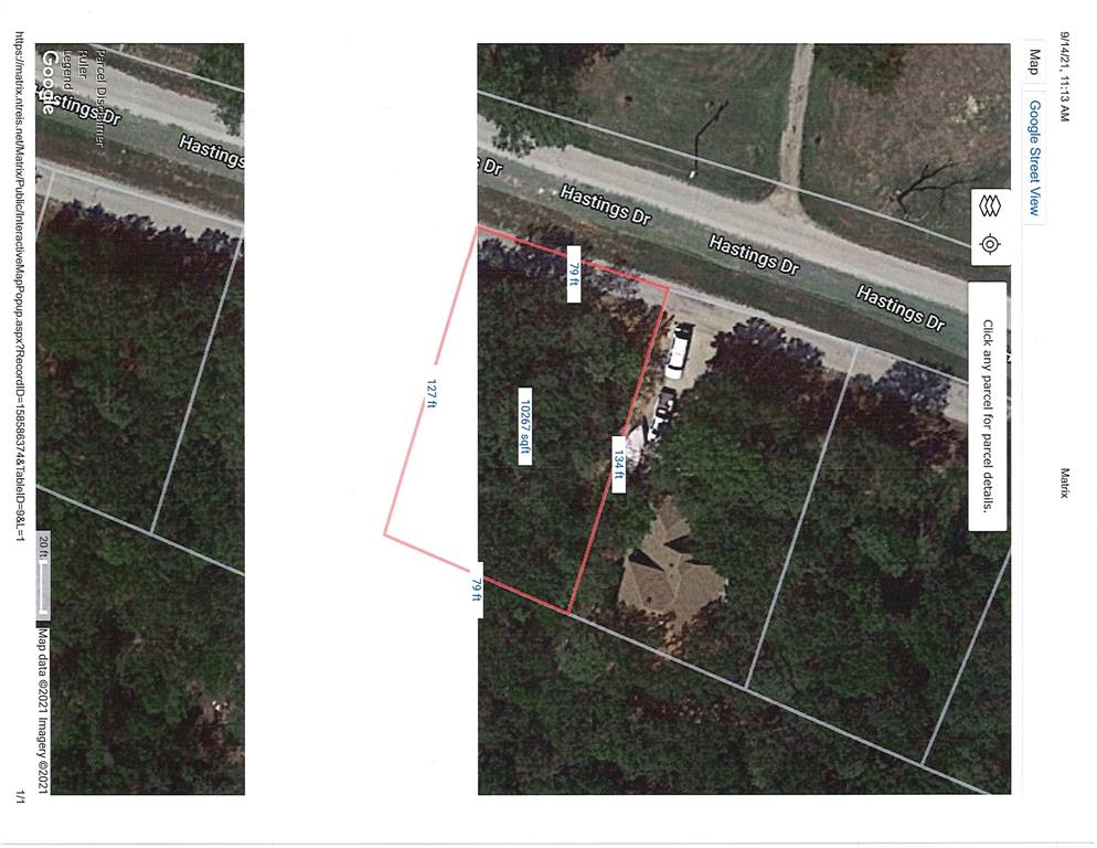 Lot 5 Hastings  Drive, Runaway Bay, Texas 76426 - Acquisto Real Estate best frisco realtor Amy Gasperini 1031 exchange expert